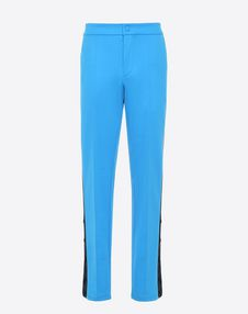 VALENTINO UOMO Trousers U Trousers with contrasting bands f