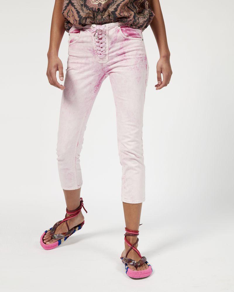 RUPSTER Jeans elasticizzati con lacci ISABEL MARANT