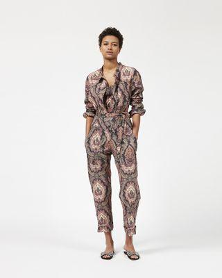 XULIA printed jumpsuit