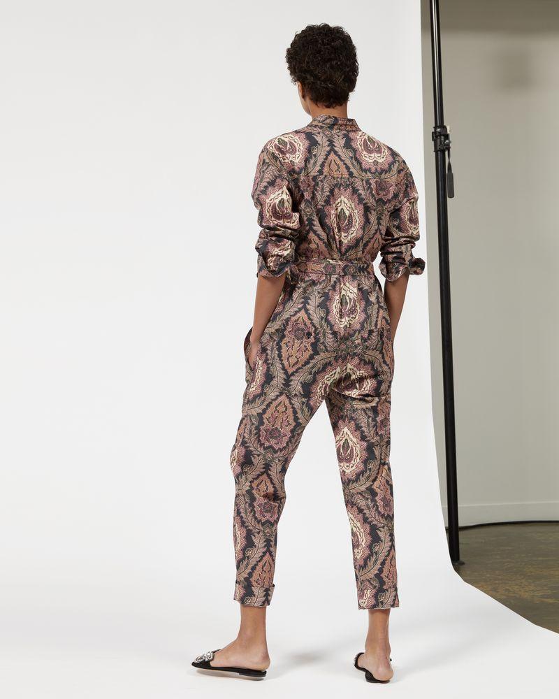 XULIA printed jumpsuit ISABEL MARANT