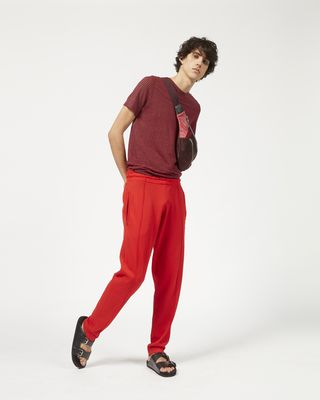 DRYAM knit trousers