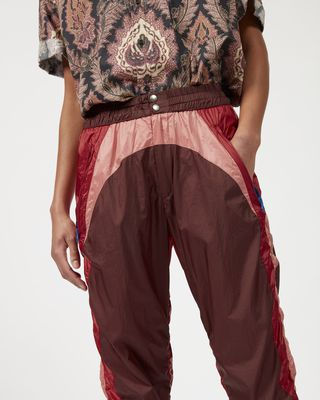 ISABEL MARANT PANT Woman RARUSO nylon pants r