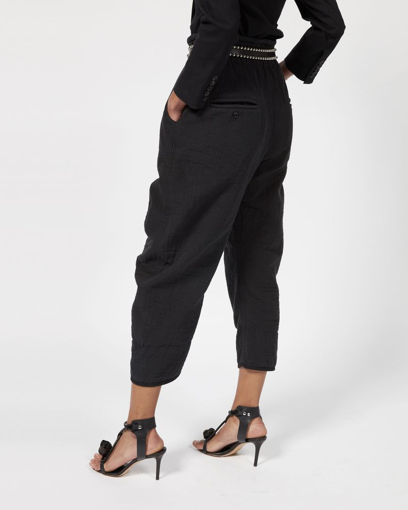 ELOME tube trousers ISABEL MARANT