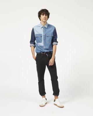 LAHORE cotton trousers