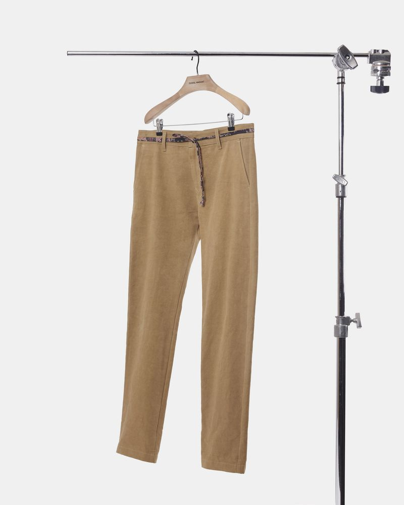 LAHORE cotton trousers  ISABEL MARANT