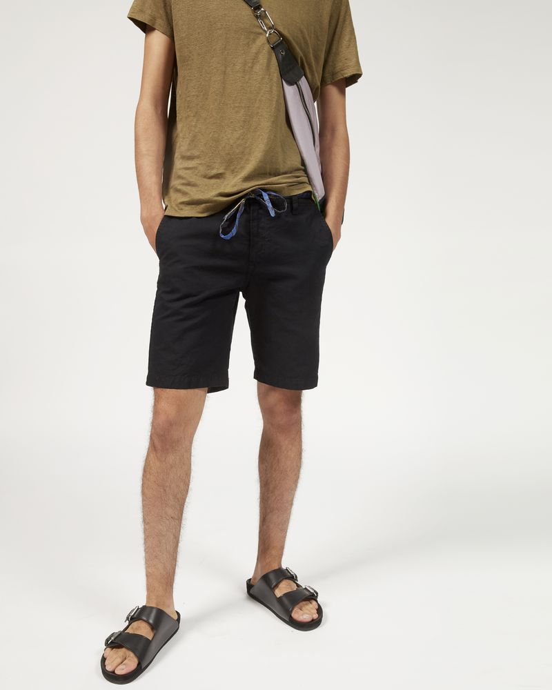 LAMAR cotton shorts  ISABEL MARANT