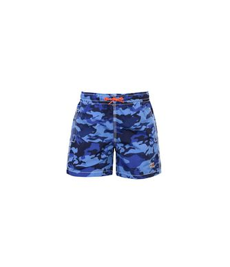 NAPAPIJRI K VAIL JUNIOR KID SWIMMING TRUNKS,AZURE