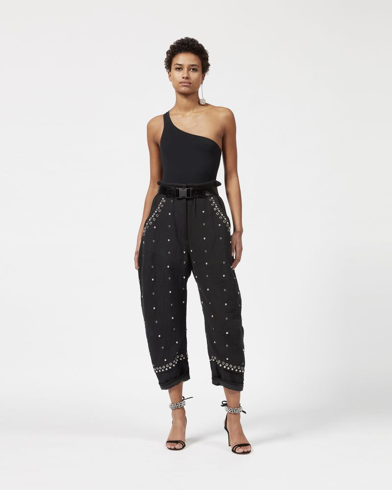 ELOMA studded trousers  ISABEL MARANT