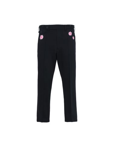 Y-3 CROPPED SLIM PANTS