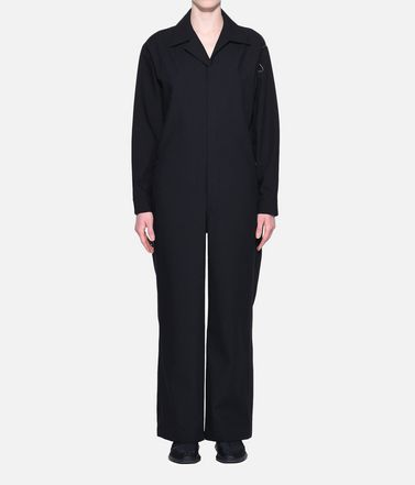 Y-3 Overall Woman Y-3 Sashiko Jumpsuit r