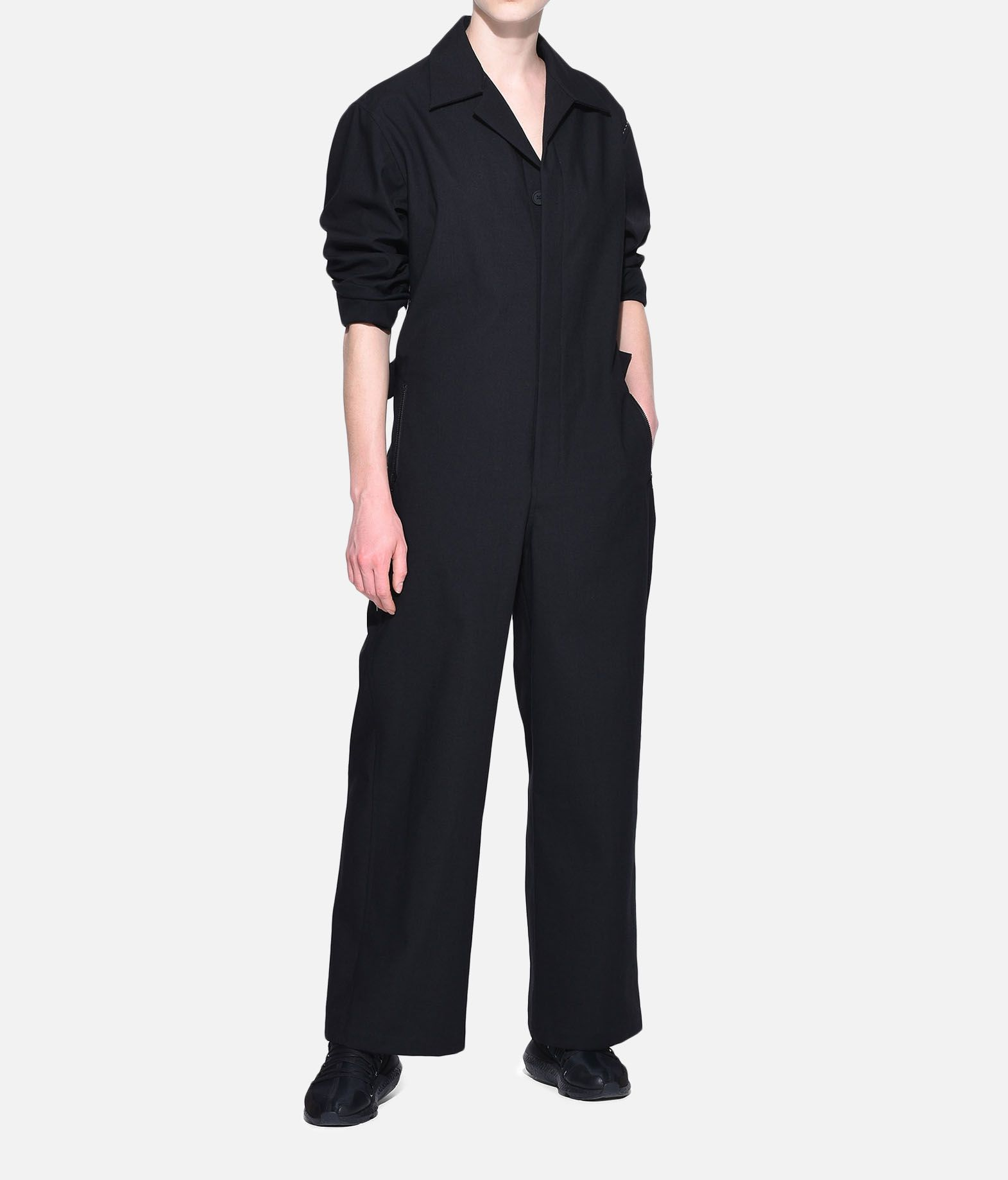 Y-3 Y-3 Sashiko Jumpsuit Overall Woman a