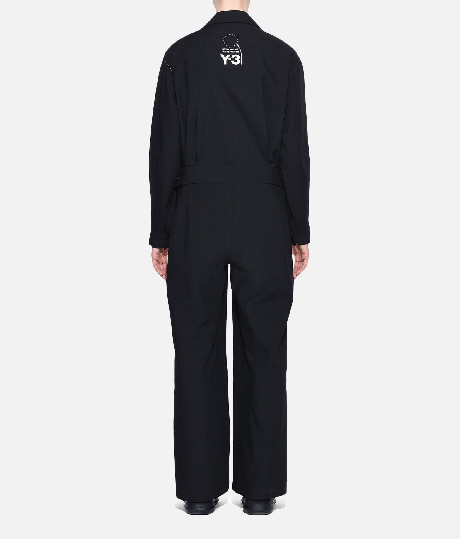 Y-3 Y-3 Sashiko Jumpsuit Overall Woman d