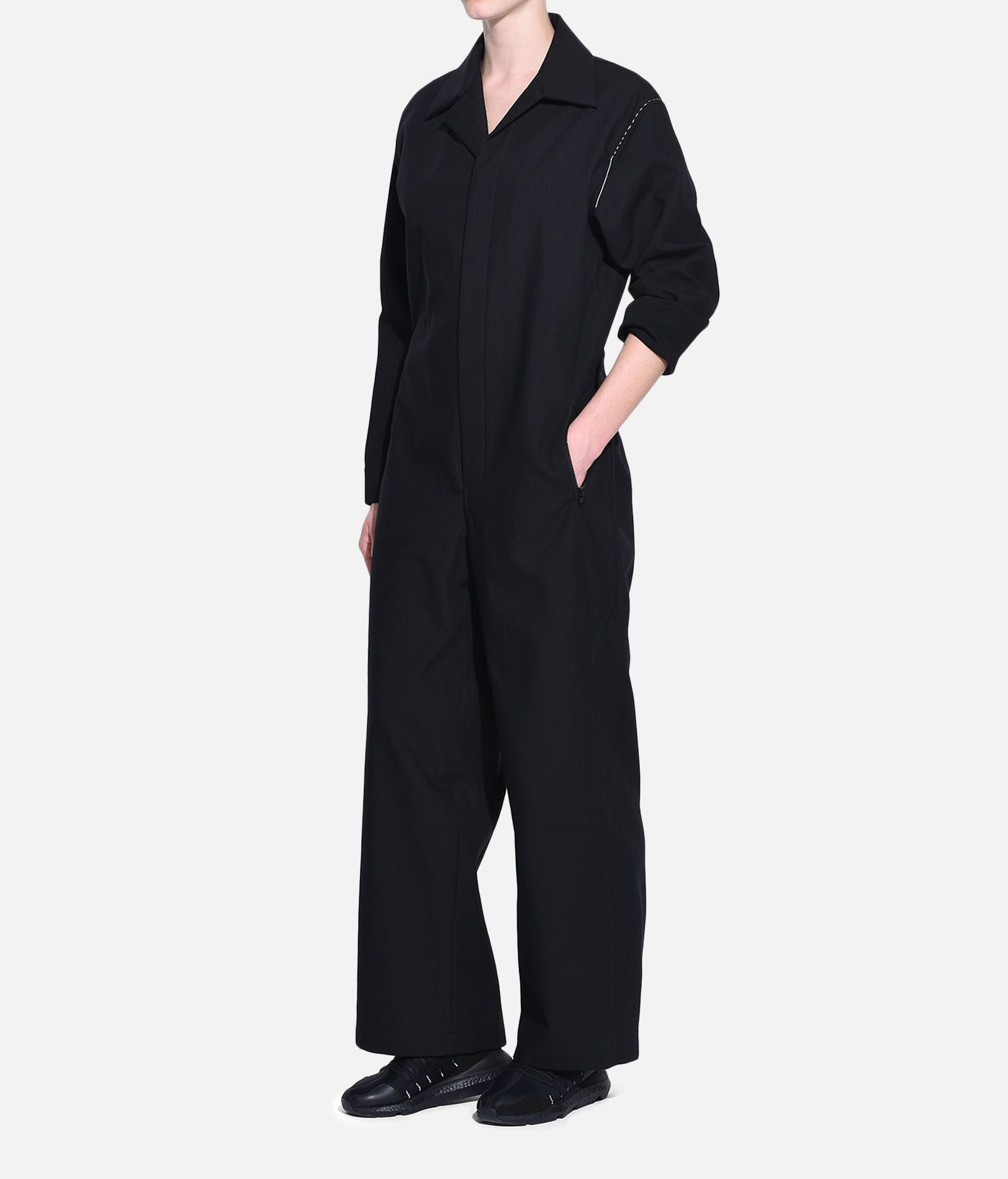 Y-3 Y-3 Sashiko Jumpsuit Overall Woman e