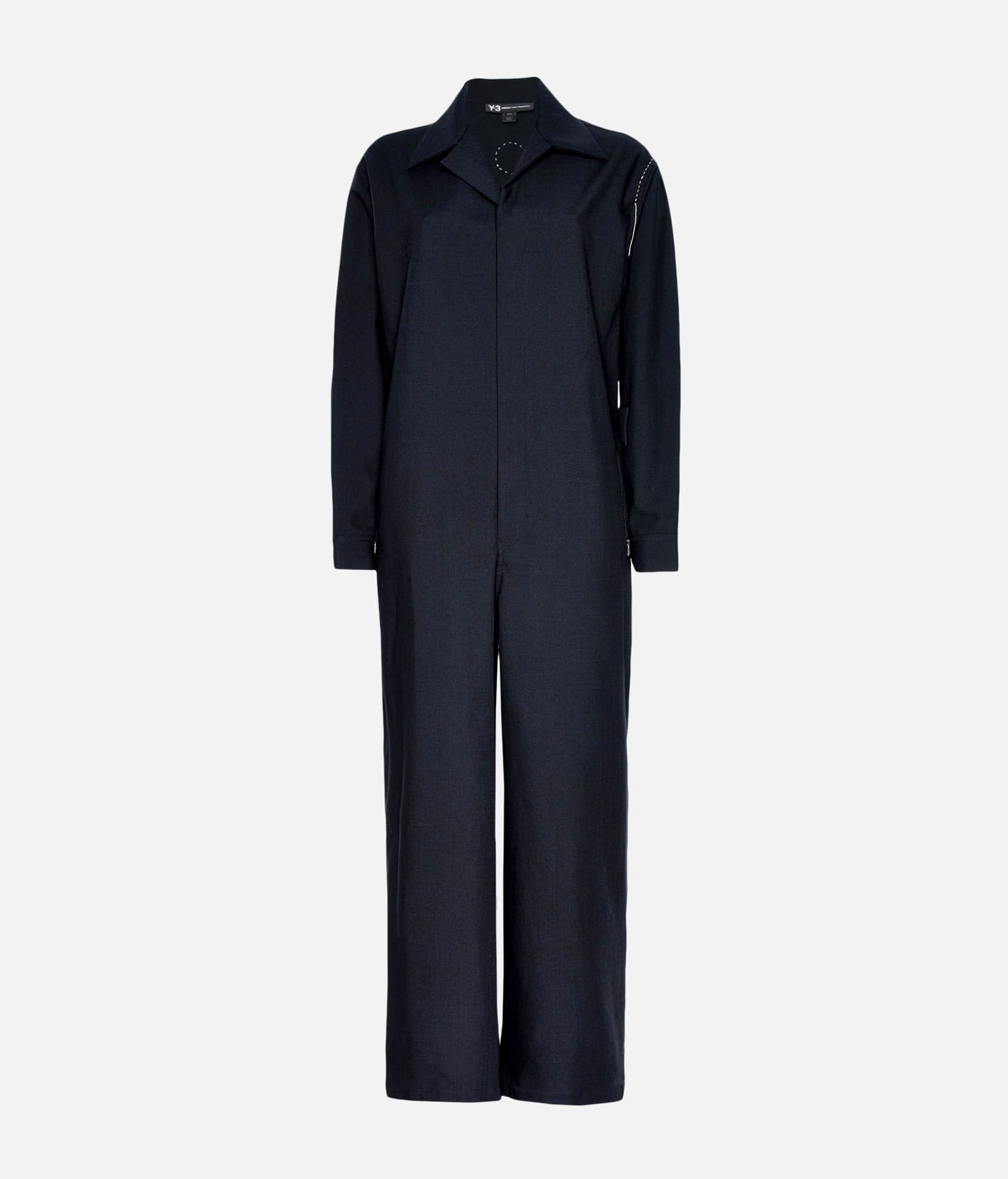 Y-3 Y-3 Sashiko Jumpsuit Overall Woman f