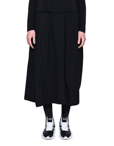 Y-3 Tech Wool Skort PANTS woman Y-3 adidas