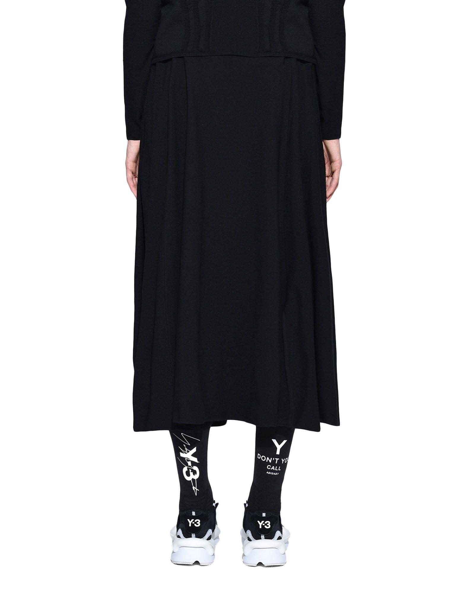 Y-3 Y-3 Tech Wool Skort Shorts Woman d