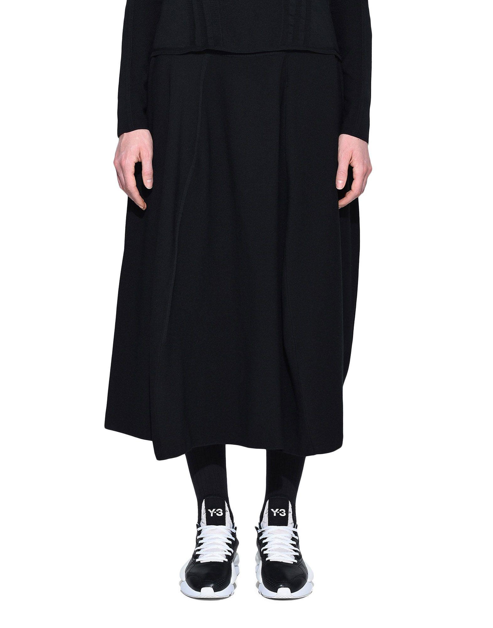 Y-3 Y-3 Tech Wool Skort Shorts Woman r