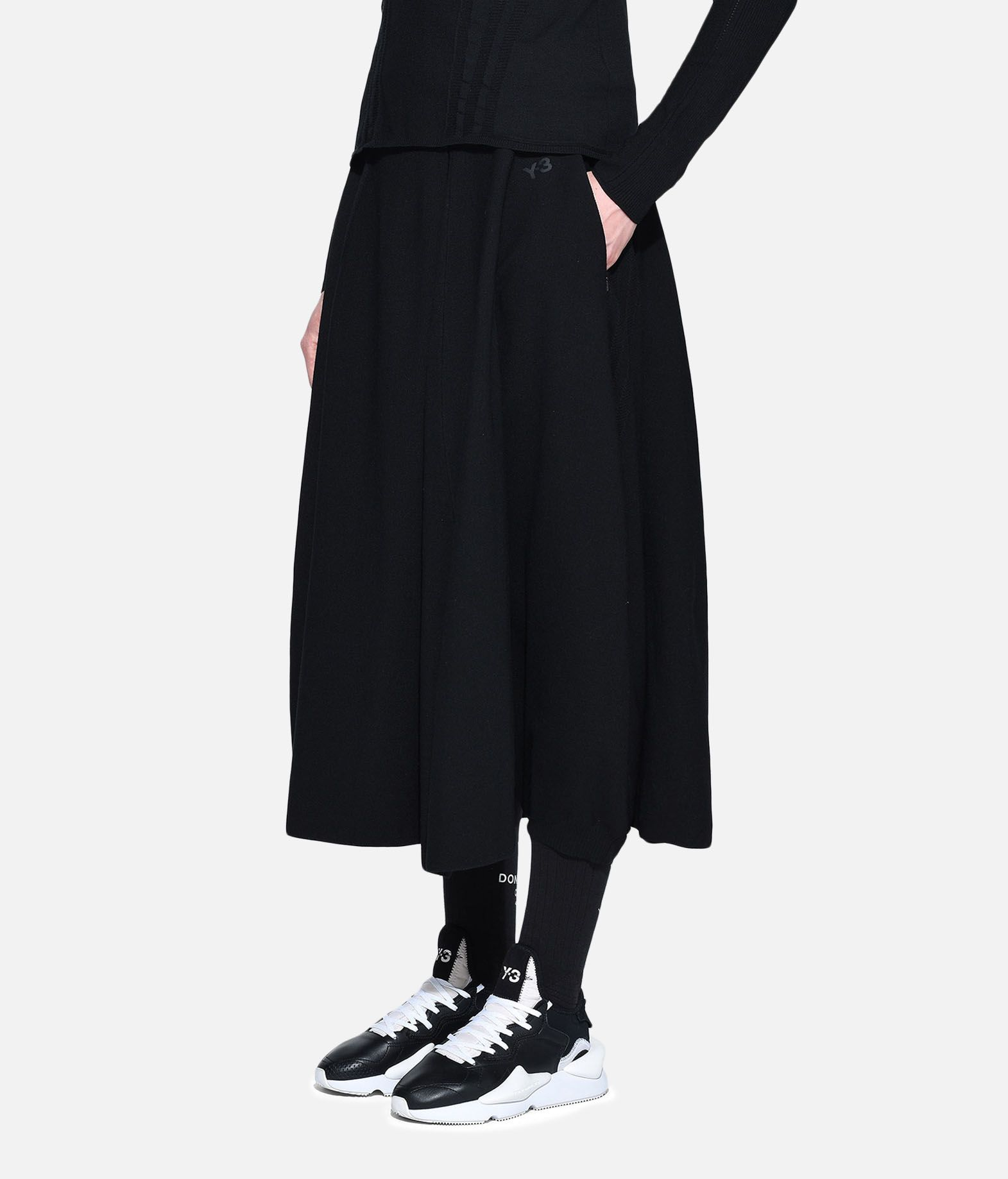 Y-3 Y-3 Tech Wool Skort Shorts Woman e