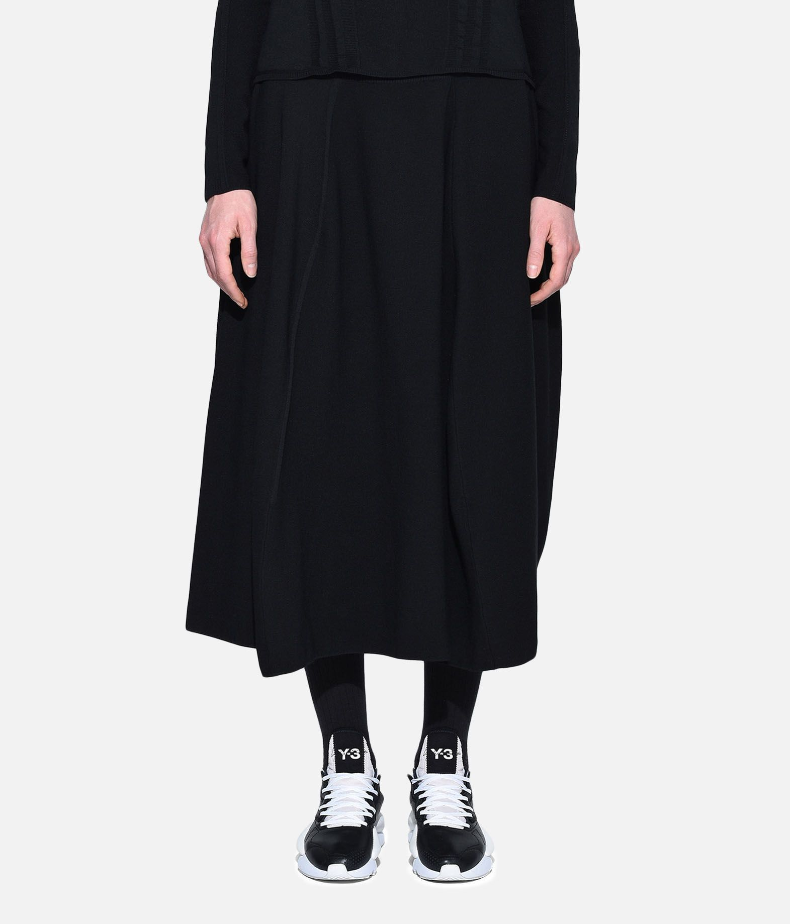Y-3 Y-3 Tech Wool Skort Shorts Woman r