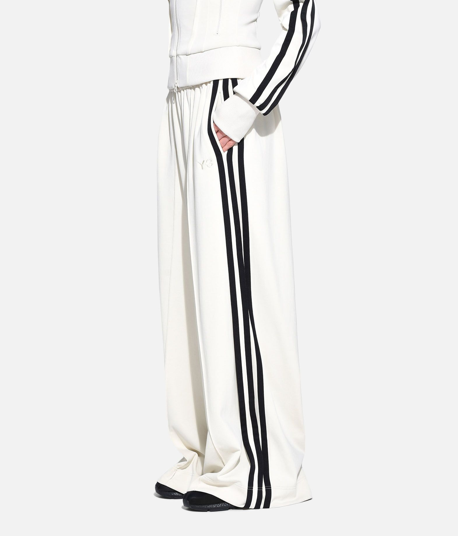 Y-3 Y-3 3-Stripes Selvedge Matte Track Pants Track pant Woman e