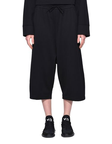 Y-3 Wide Cropped Pants PANTS woman Y-3 adidas