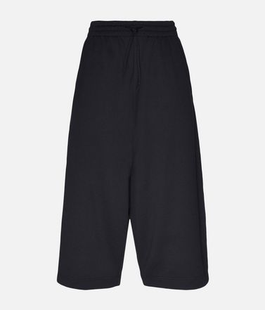 Y-3 Wide Cropped Pants