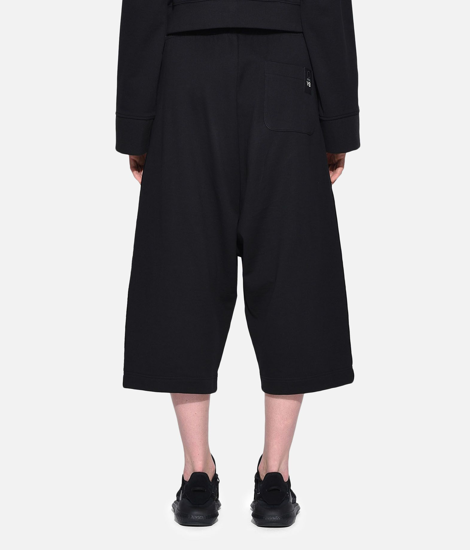 Y-3 Y-3 Wide Cropped Pants Cropped pant Woman d