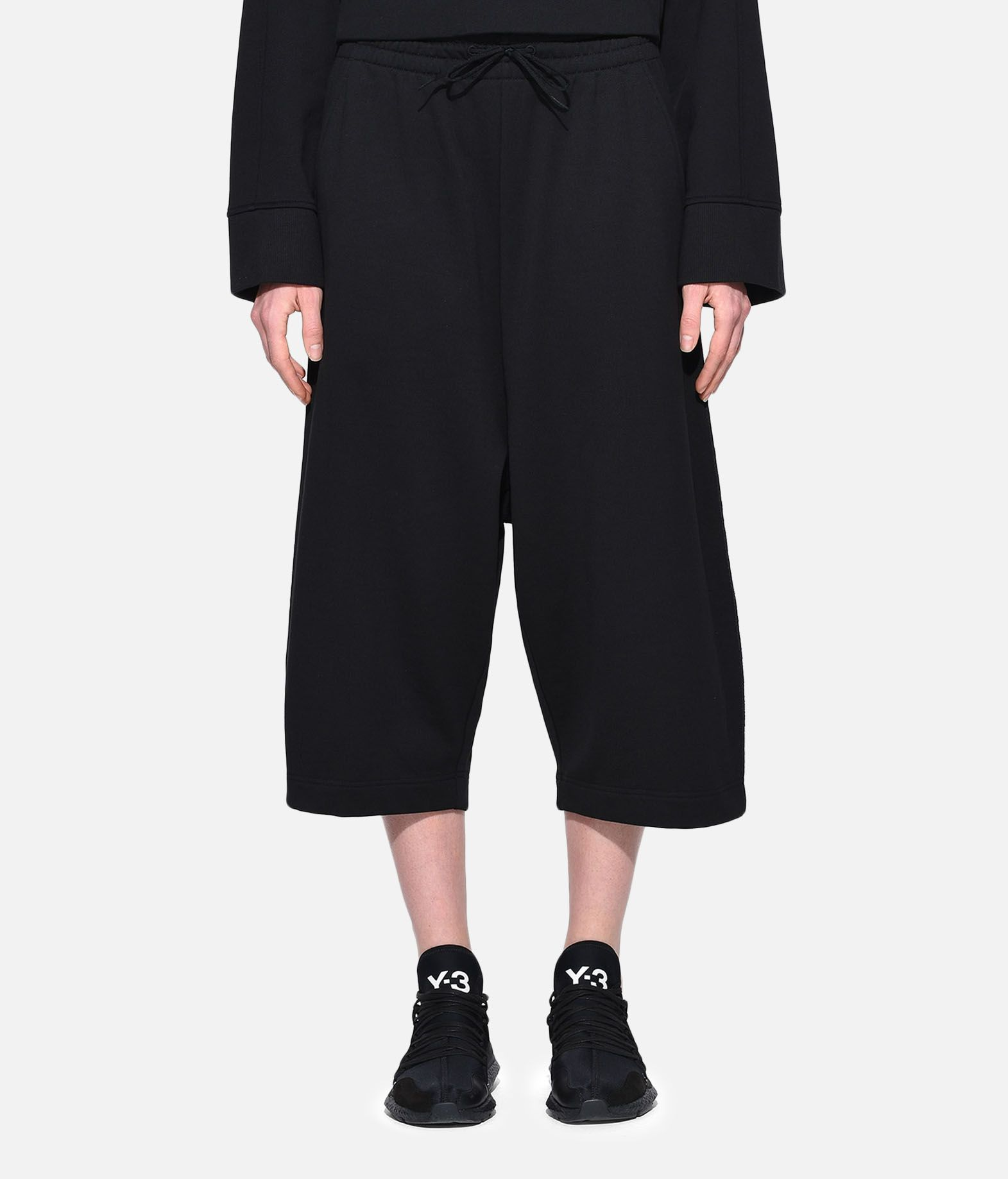 Y-3 Y-3 Wide Cropped Pants Cropped pant Woman r