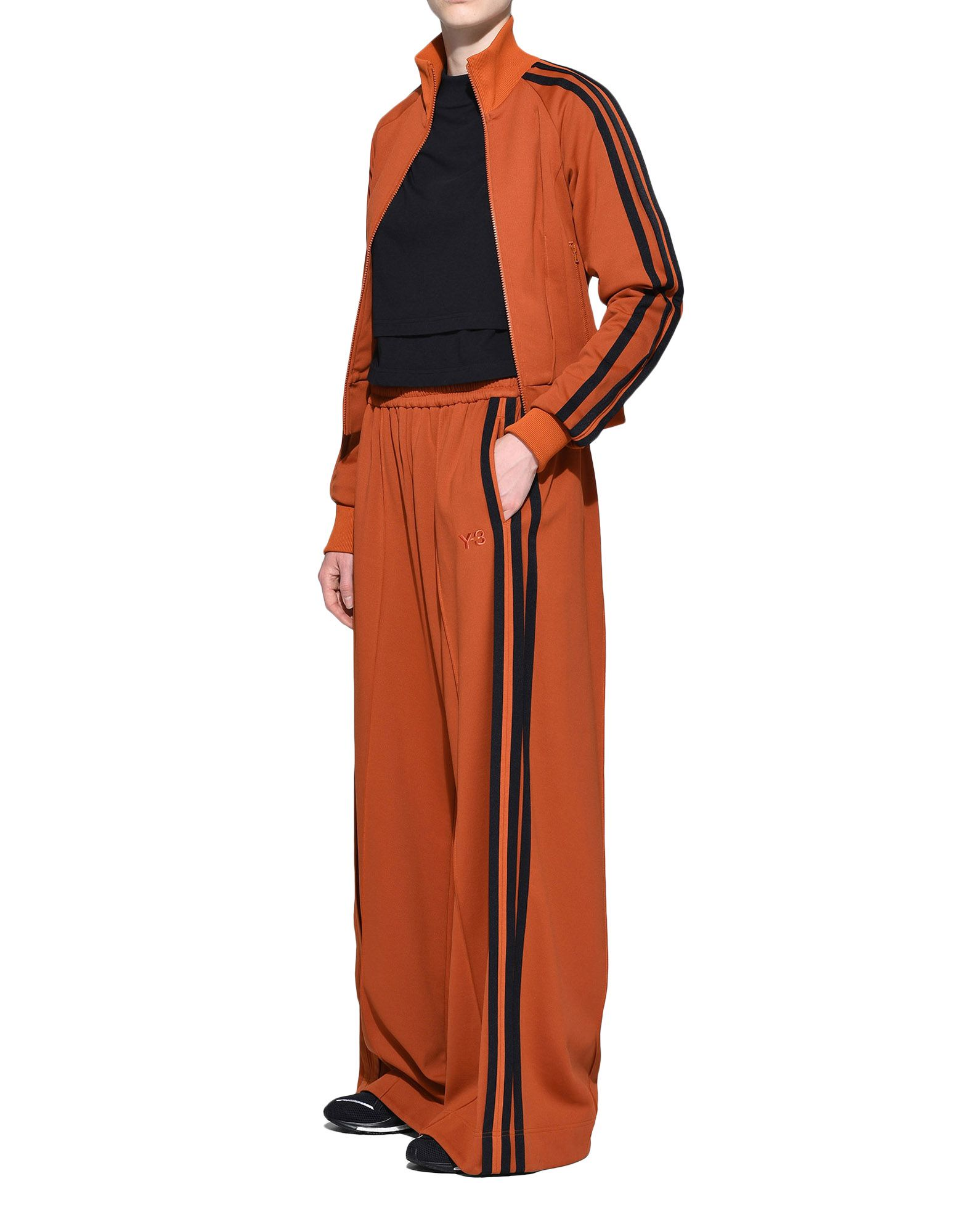 Y-3 Y-3 3-Stripes Selvedge Matte Track Pants Track pant Woman a
