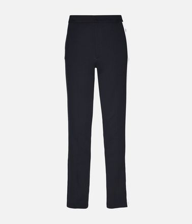 Y-3 High Waist Matte Track Pants