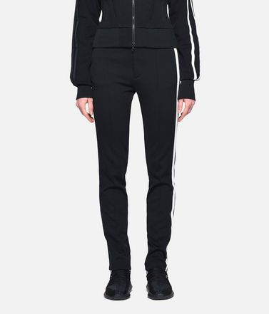 Y-3 Casual trouser Woman Y-3 High Waist Matte Track Pants r