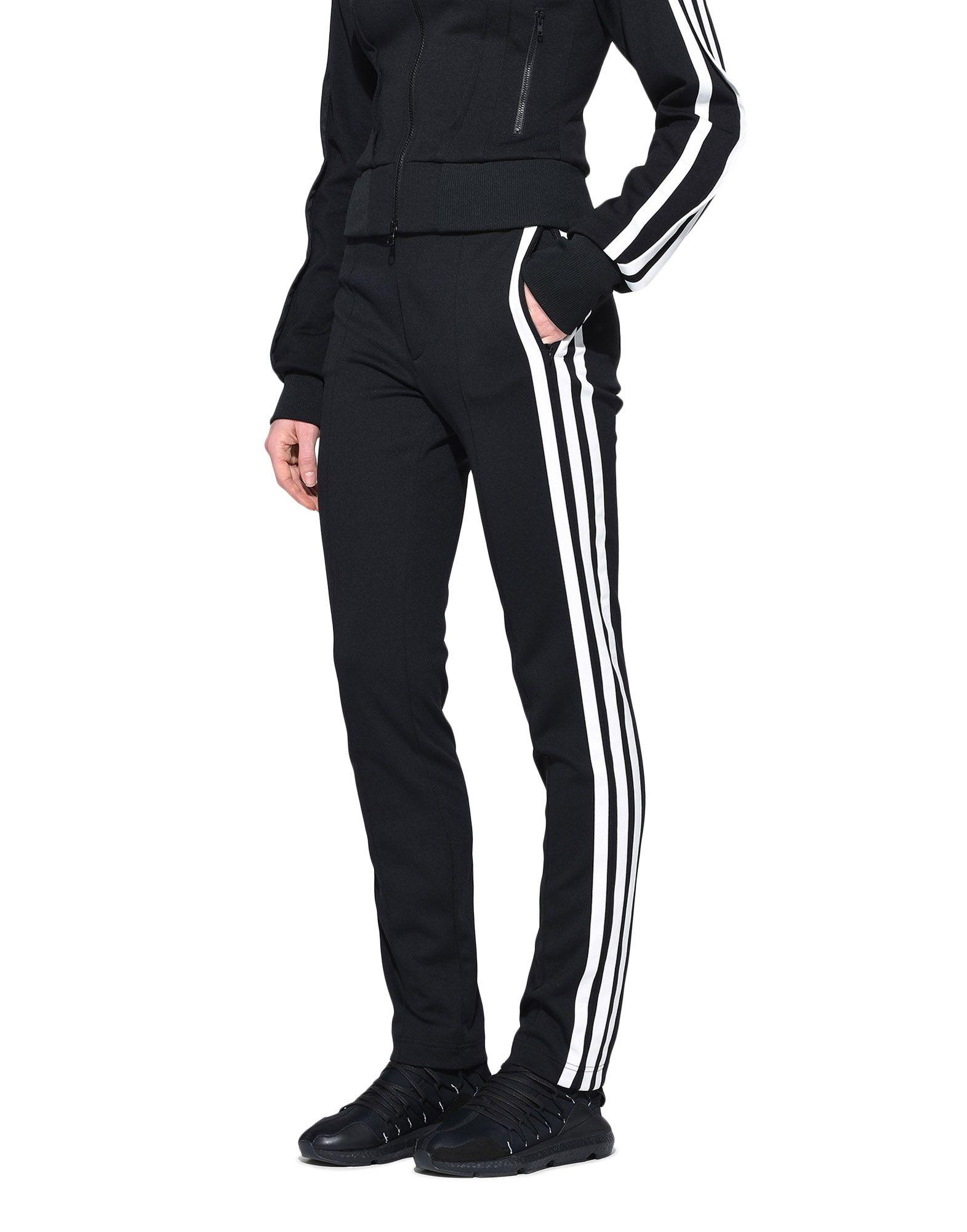 Y-3 Y-3 High Waist Matte Track Pants Casual pants Woman e
