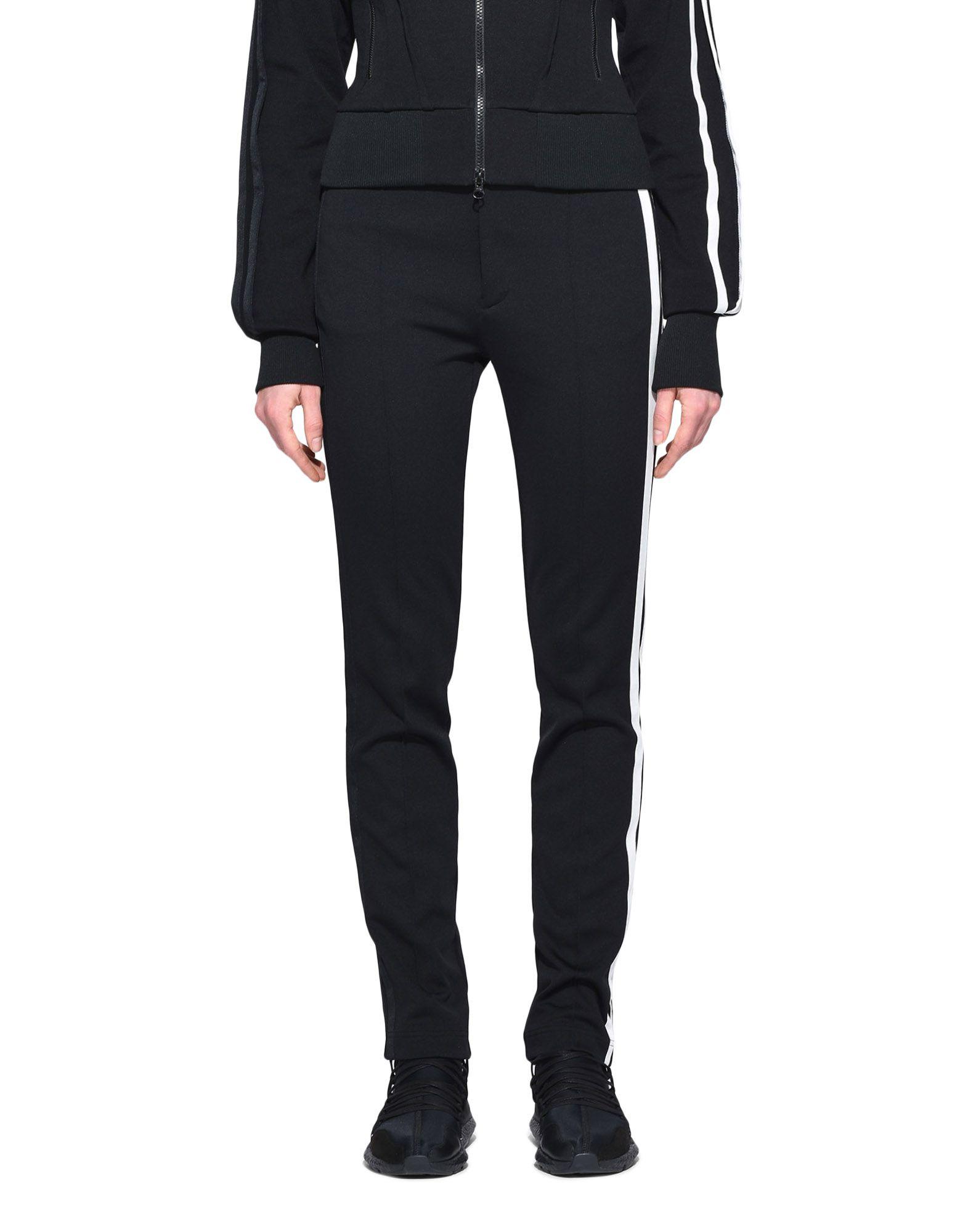 Y-3 Y-3 High Waist Matte Track Pants Casual pants Woman r
