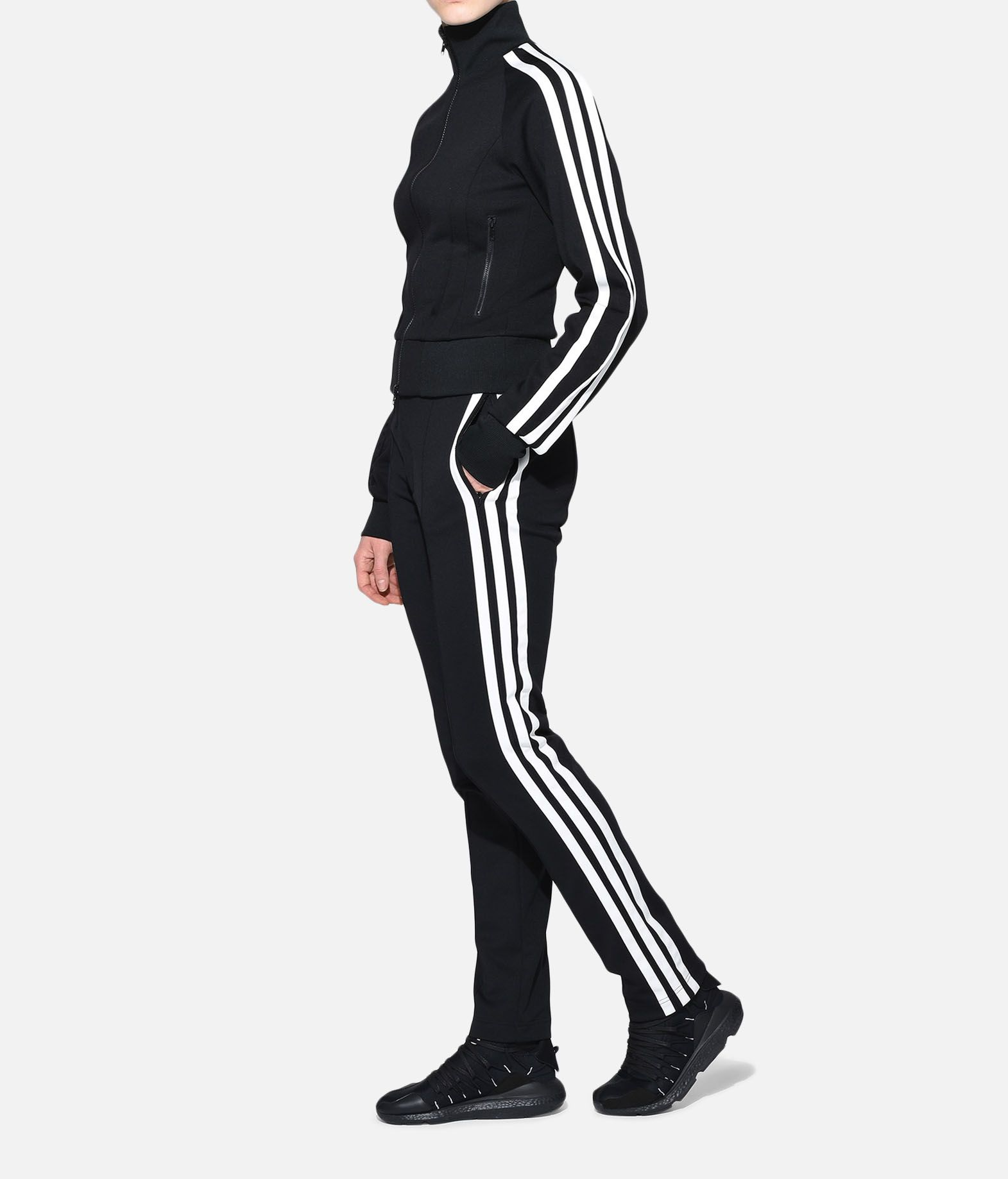 Y-3 Y-3 High Waist Matte Track Pants Casual pants Woman a
