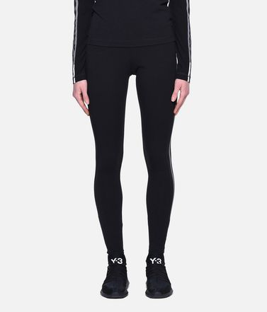 Y-3 Leggings Woman Y-3 3-Stripes Leggings r