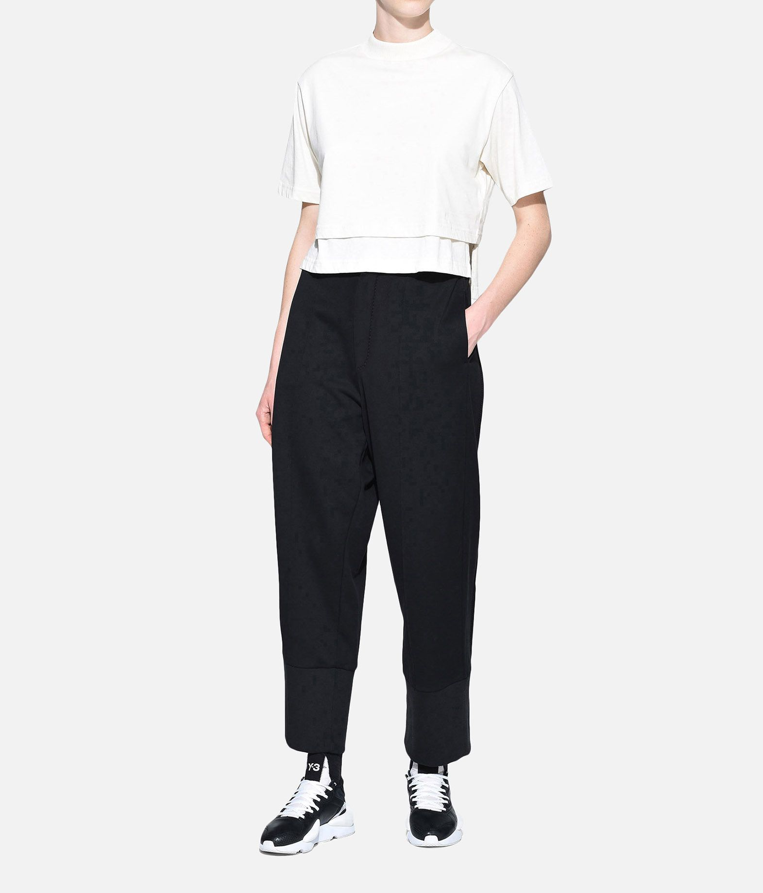 Y-3 Y-3 Sashiko Pants Casual pants Woman a