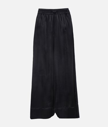Y-3 3-Stripes Lux Wide Track Pants