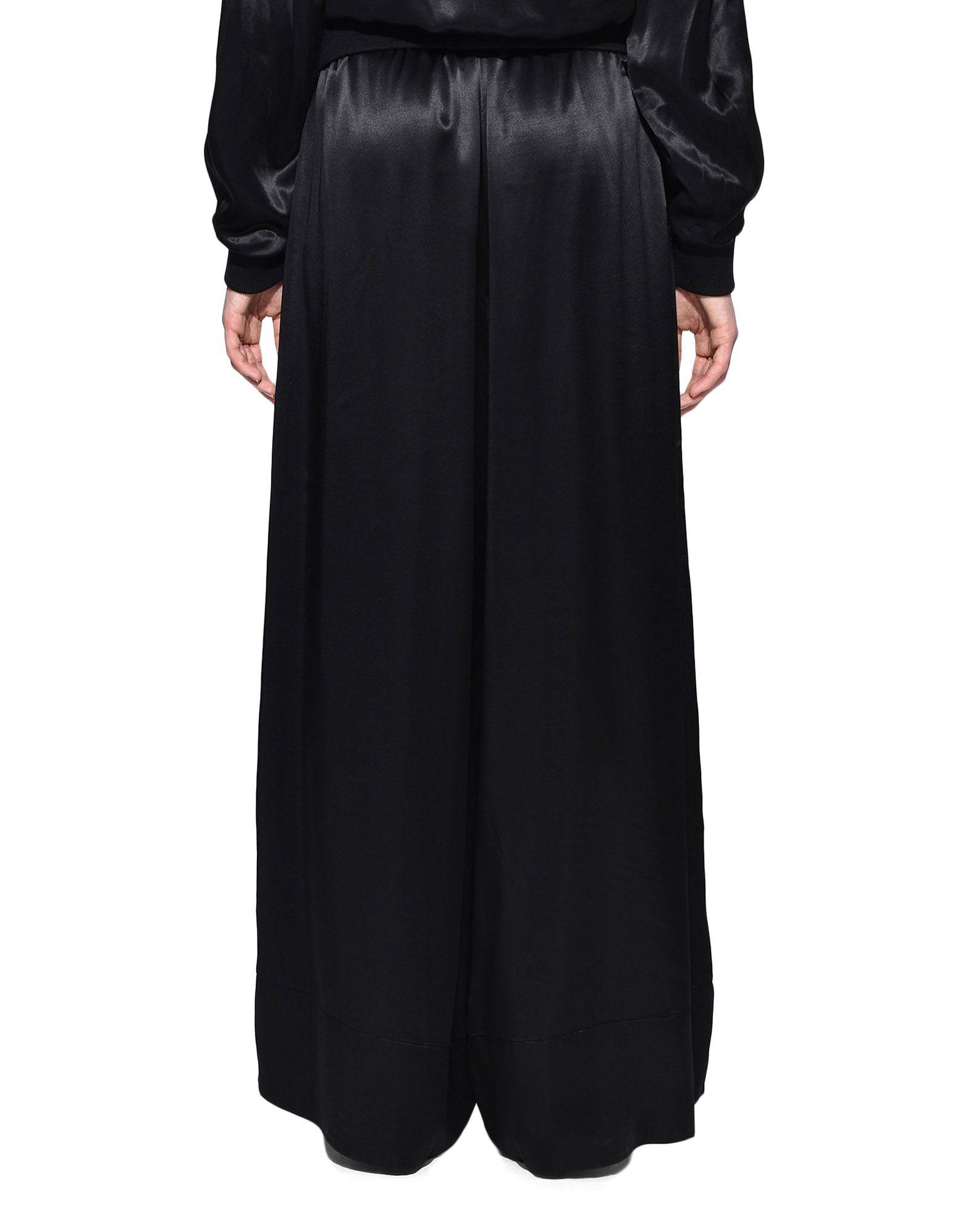 Y-3 Y-3 3-Stripes Lux Wide Track Pants Casual pants Woman d