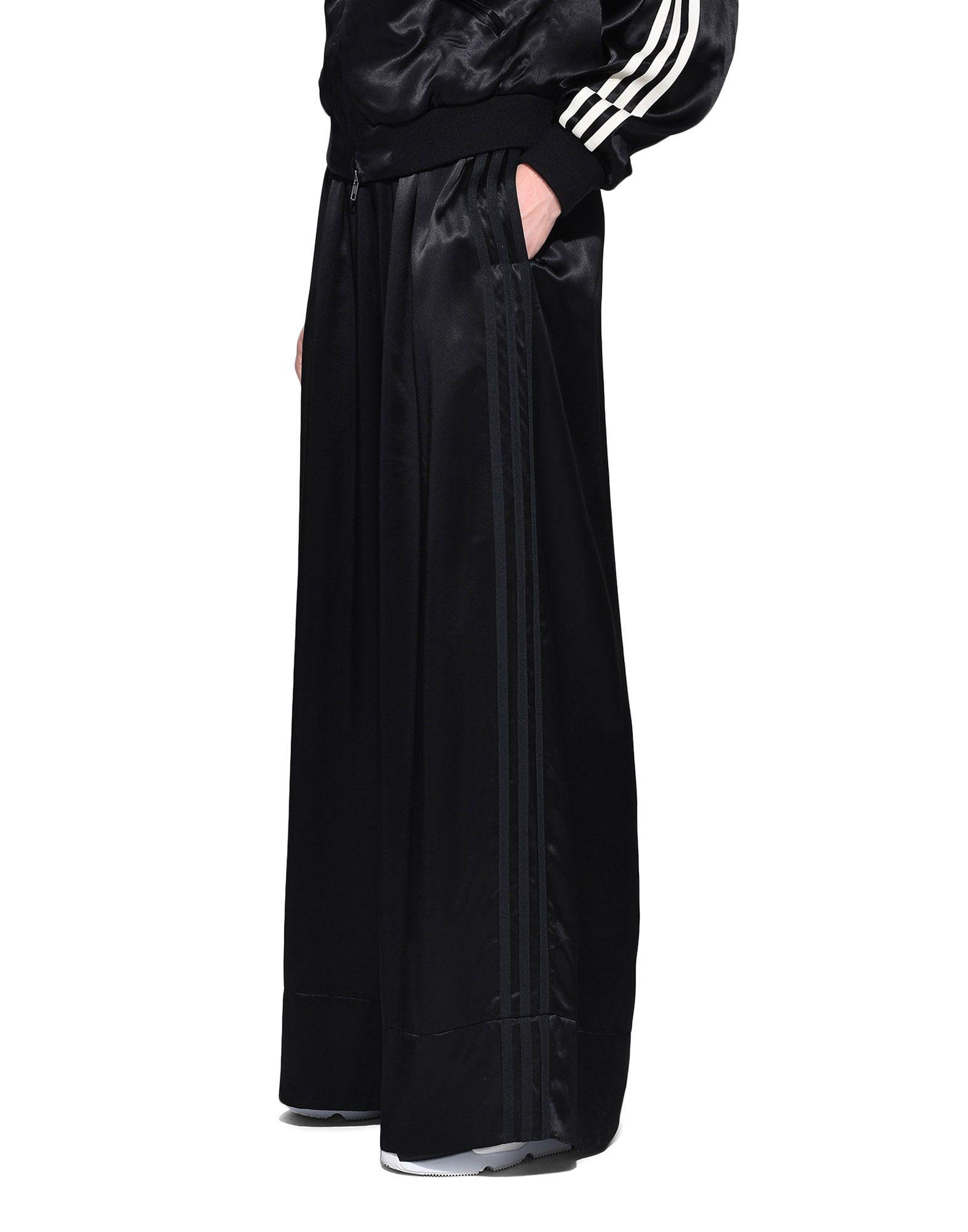 Y-3 Y-3 3-Stripes Lux Wide Track Pants Casual pants Woman e