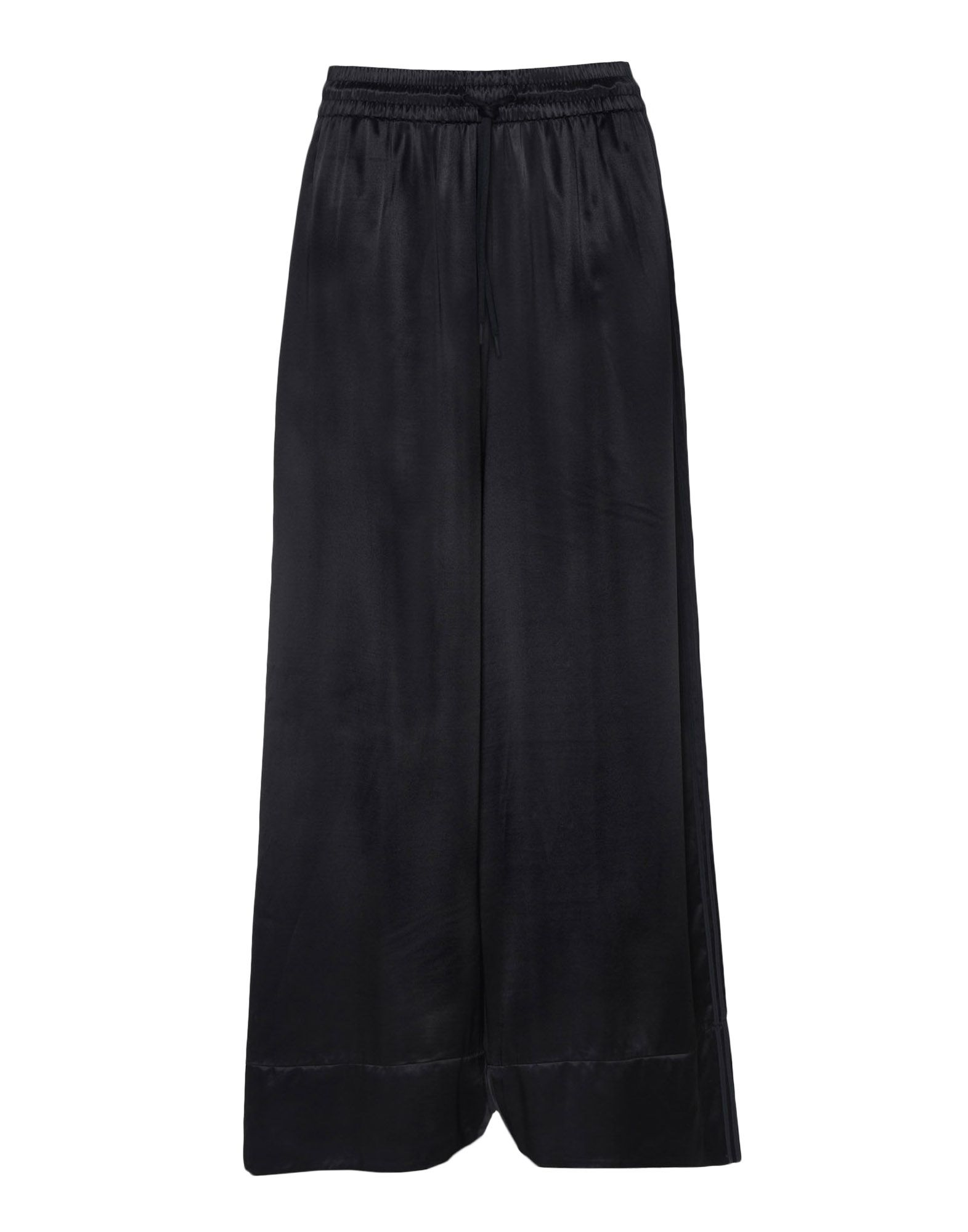 Y-3 Y-3 3-Stripes Lux Wide Track Pants Casual pants Woman f