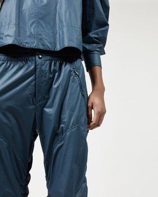 ISABEL MARANT PANT Woman MARSTON waxed cotton pants  r
