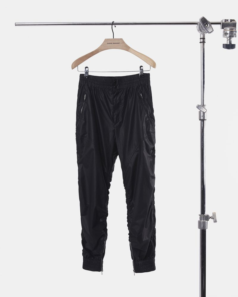 MARSTON waxed cotton pants  ISABEL MARANT