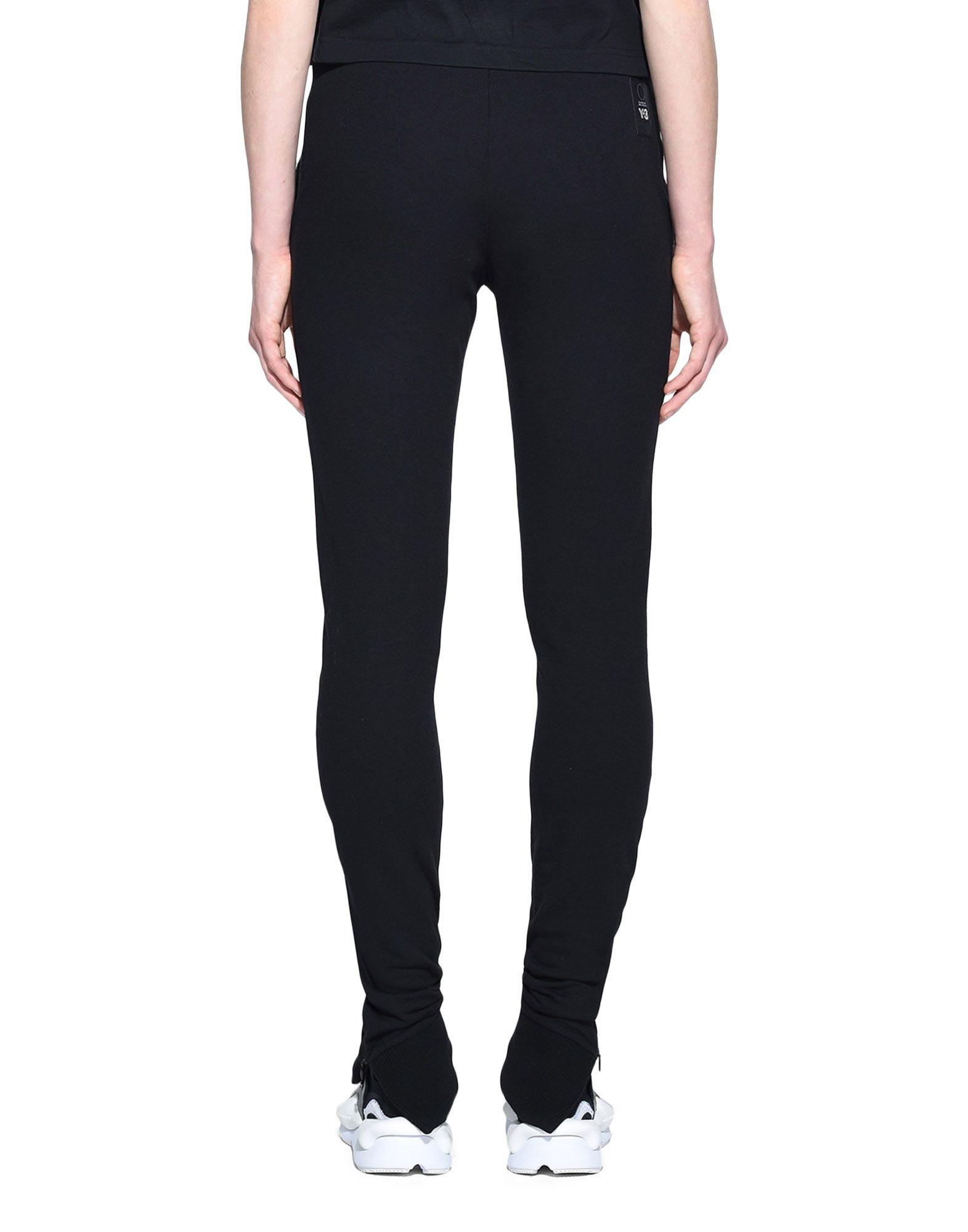 Y-3 Y-3 Fleece Slim Pants Hose Damen e