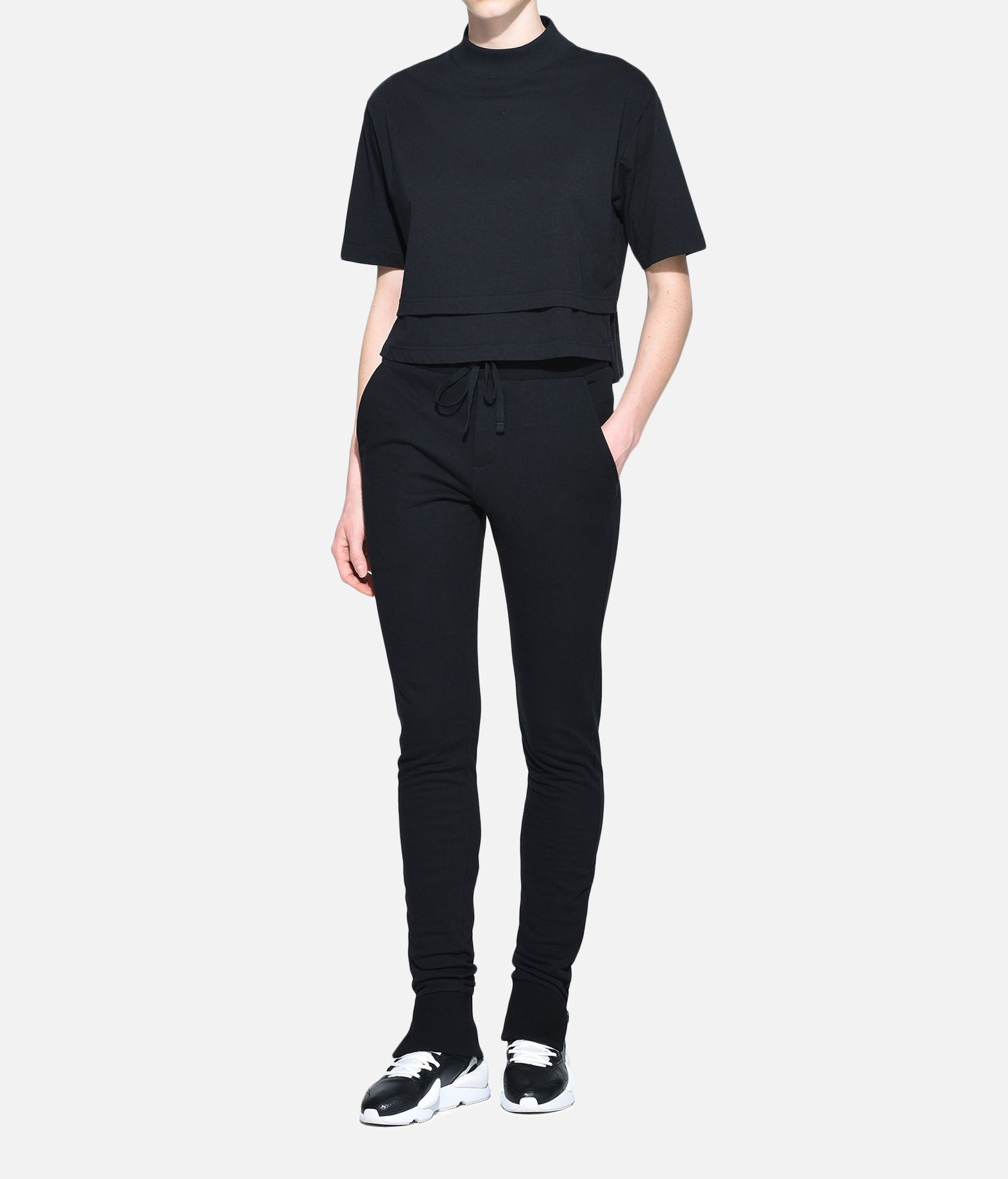 Y-3 Y-3 Fleece Slim Pants Casual trouser Woman a