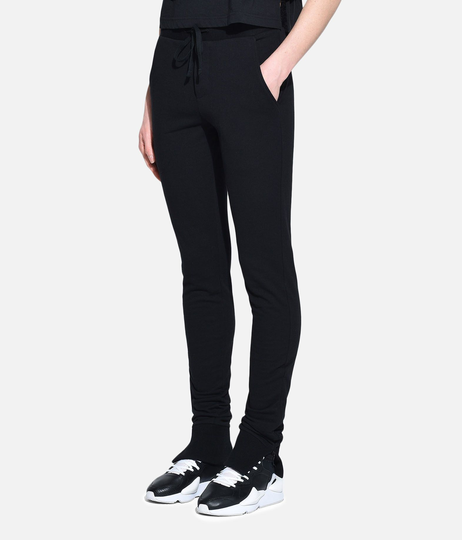 Y-3 Y-3 Fleece Slim Pants Casual pants Woman d