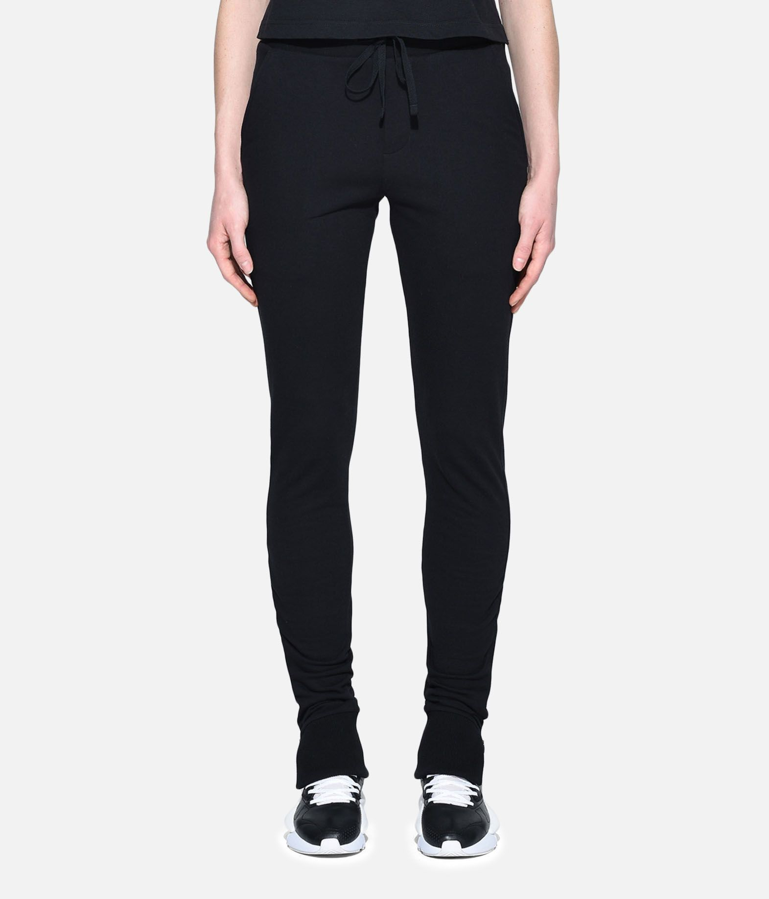 Y-3 Y-3 Fleece Slim Pants Casual trouser Woman r