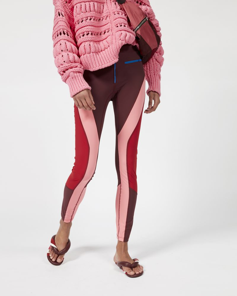 TILDA zippered leggings ISABEL MARANT