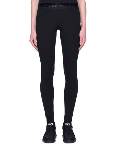 Y-3 Logo Leggings PANTS woman Y-3 adidas