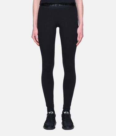 Y-3 Leggings Woman Y-3 Logo Leggings r