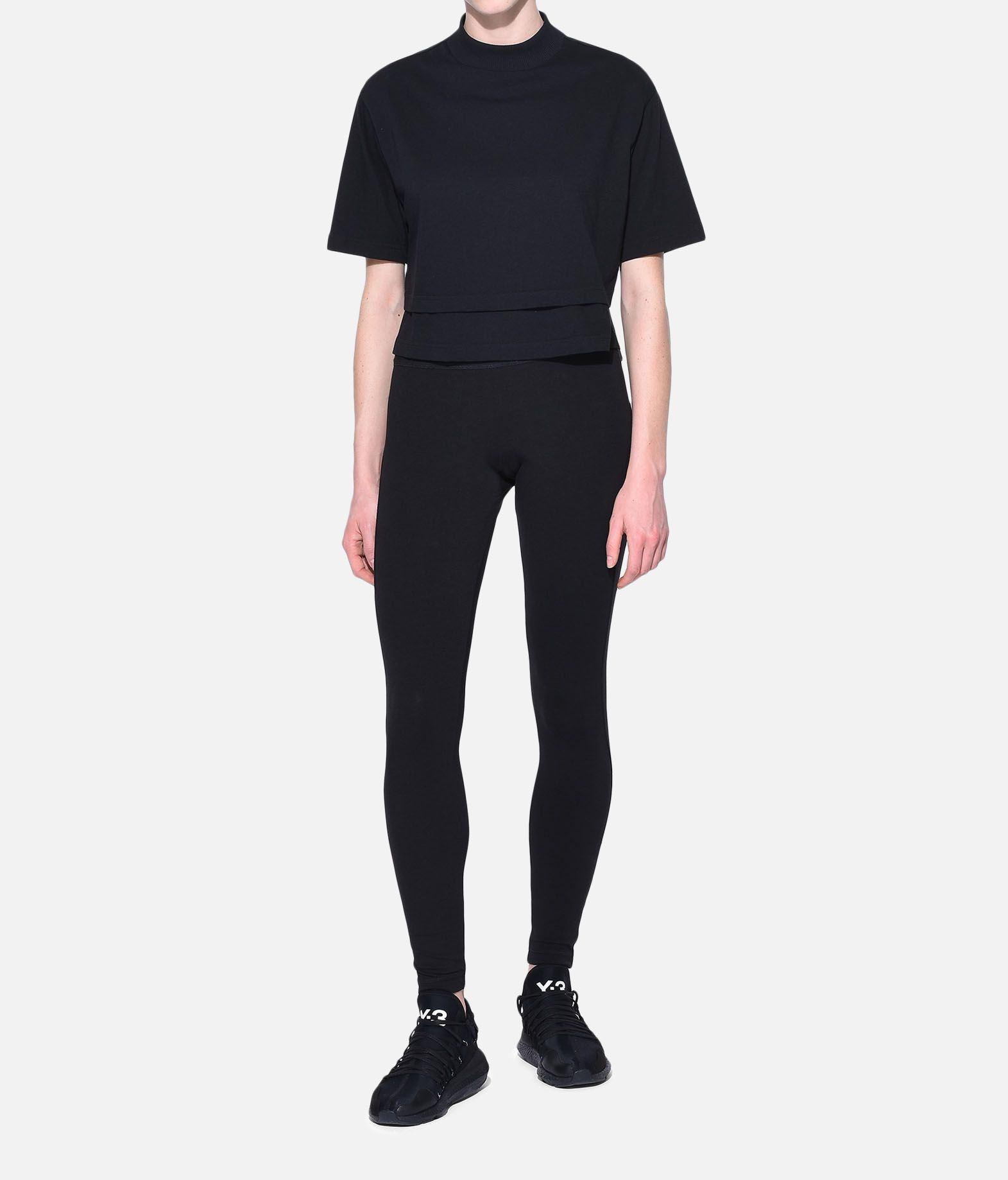 Y-3 Y-3 Logo Leggings Leggings Woman a